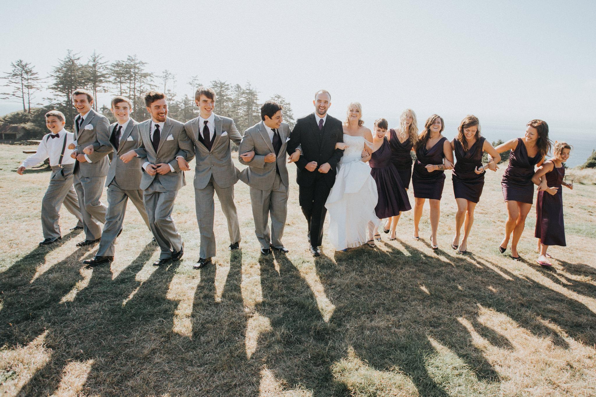 Oregon Coast Wedding Cannon Beach | Kai Hayashi Photography