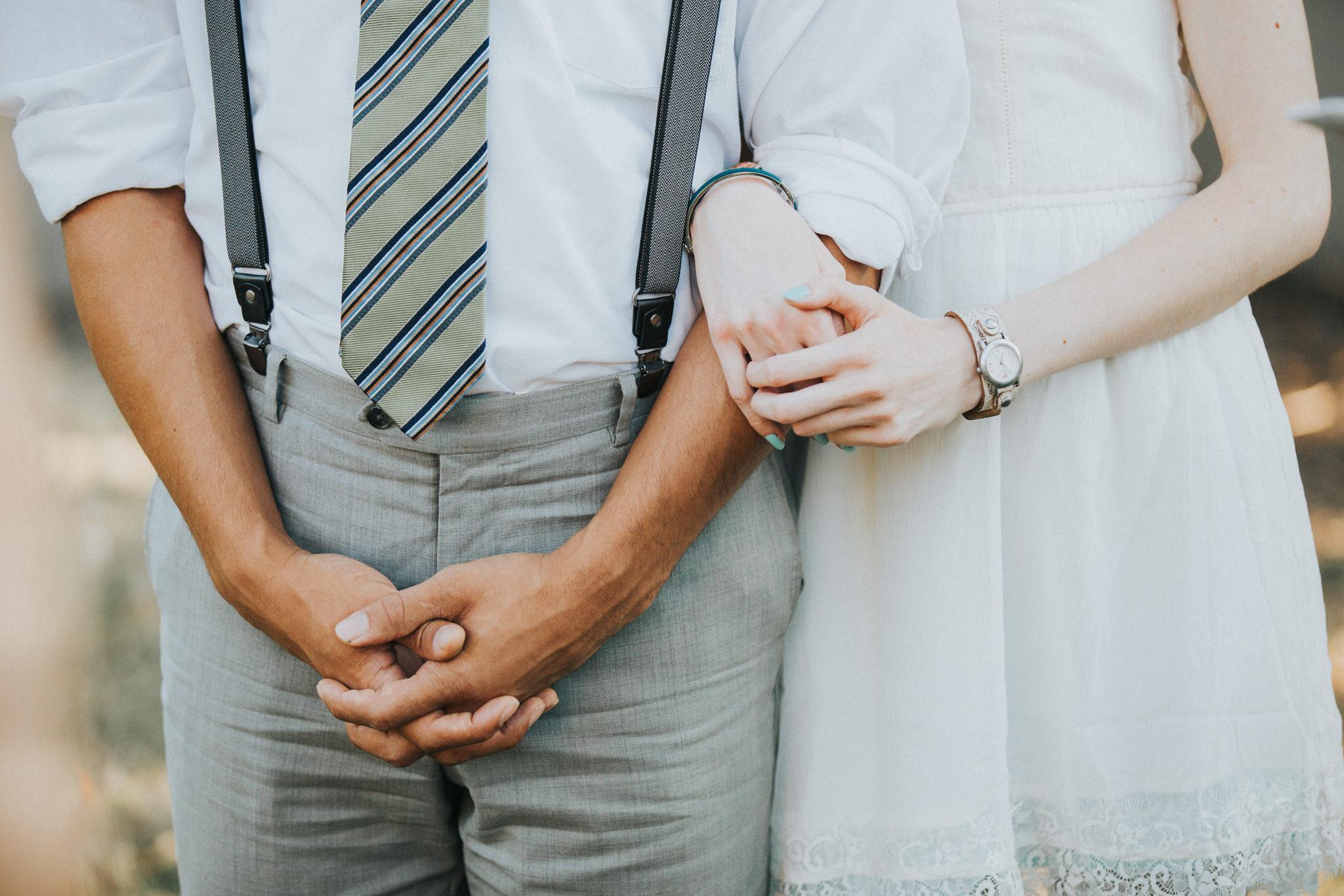 Cathedral Park St. Johns Outdoor Wedding | Kai Hayashi Photography