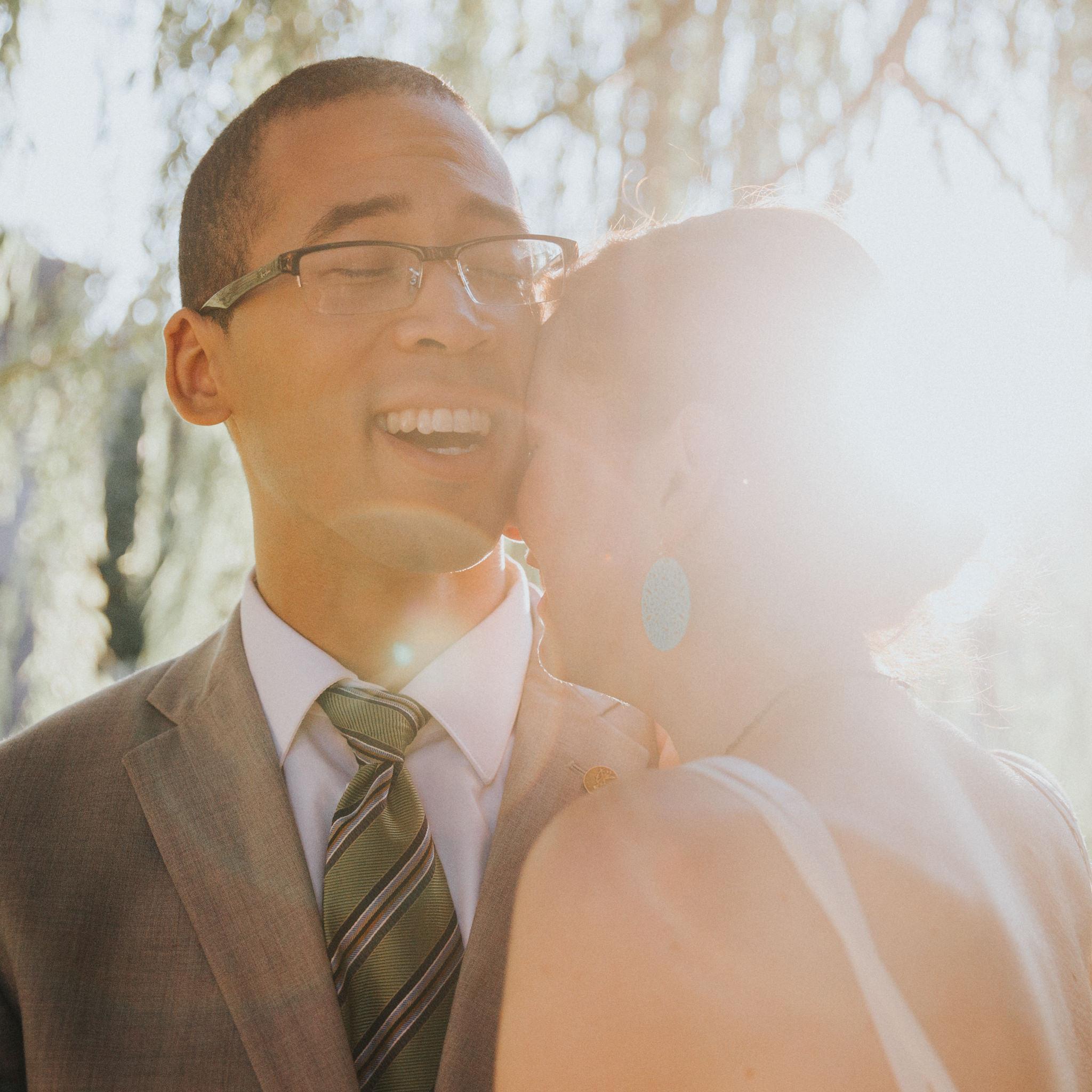 Cathedral Park St. Johns Wedding Photography | Kai Hayashi Photography