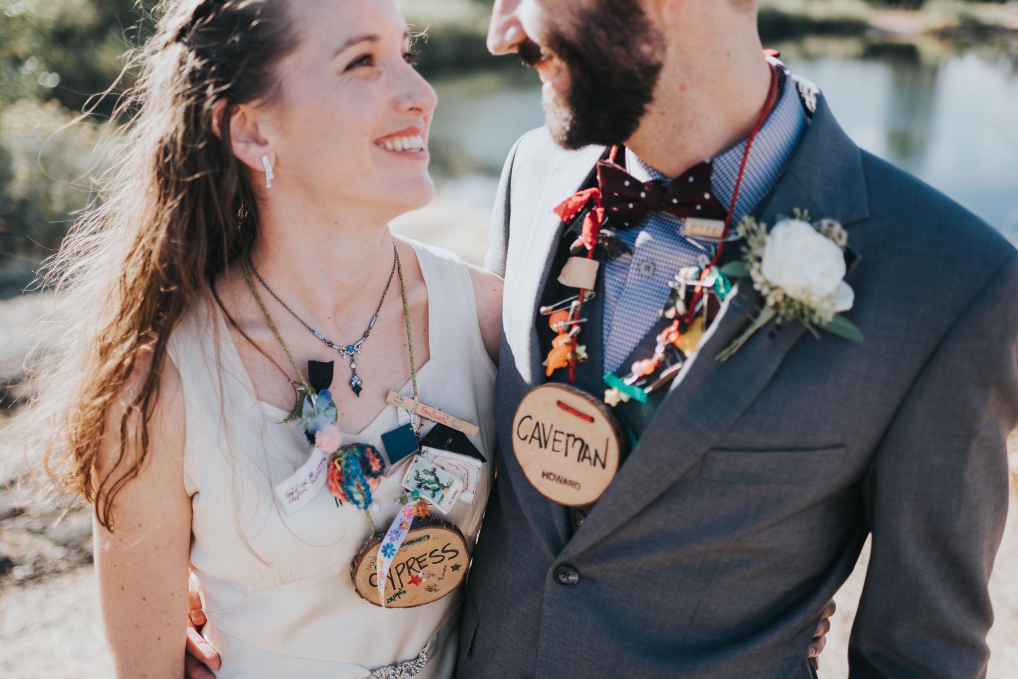 Columbia Gorge Discovery Center Wedding Photography | Kai Hayashi Photography