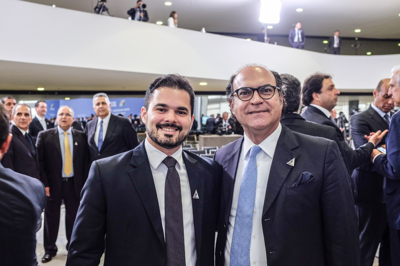 João Neto e Irenaldo Quintans