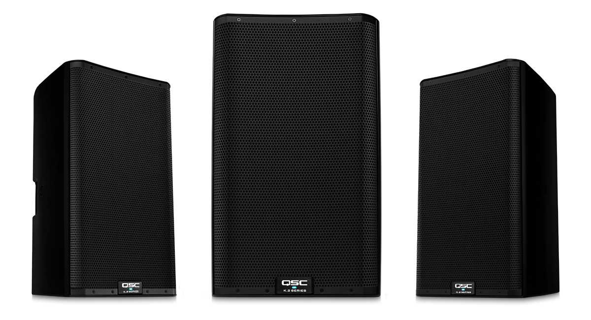 Sky City Audio features QSC Speakers at our events.