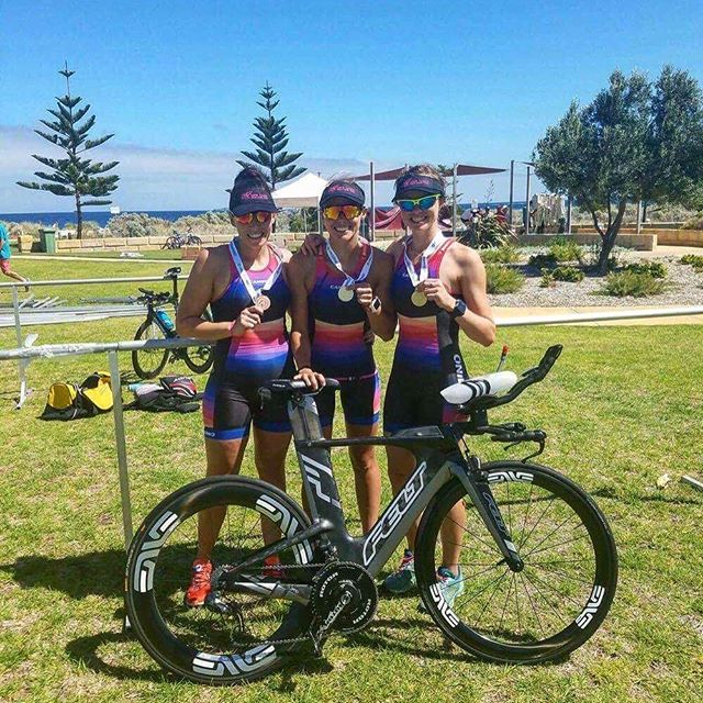 Well done to all athletes who completed the Jurien Bay Triathlon yesterday!! What a brilliant weekend filled with laughs and smiles and fun. You all did amazing! @karyssashleighrose @shar_shar73 @bruss77 @jess_capp13  #triathlon #raceweek #wa #triathletes #womeninsport #active #fit #healthy #strong