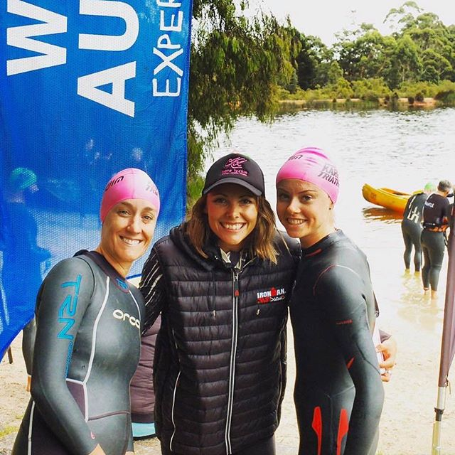 Had a wonderful weekend watching these two ladies smash Karri Valley Triathlon!@jess_capp13  @mishb77  Congrats to everyone who raced and a special shout out to @baldwin_nick for the win! . . #triathlon #endurance #trainsmarternotharder #klphysiohealthfitness #womenfortri #racing #lovewhatyoudo