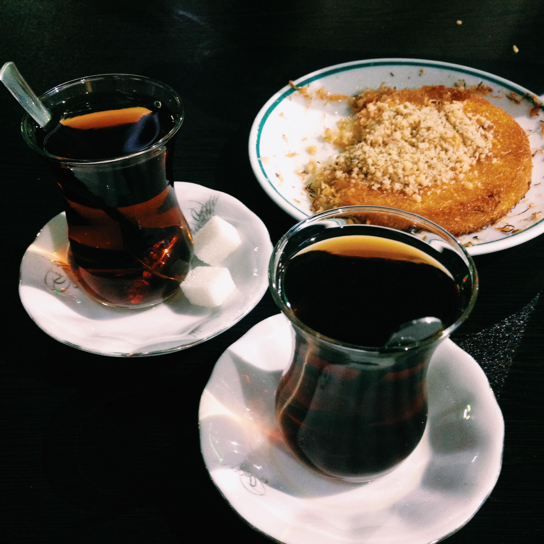 Turkish tea 👌