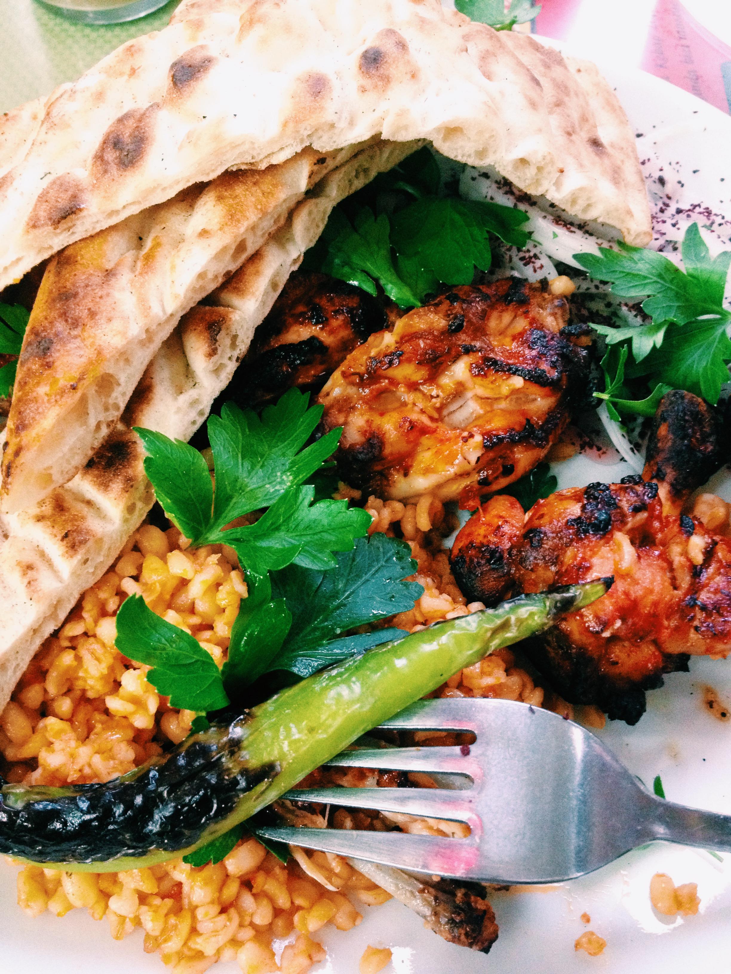 More kebab please!