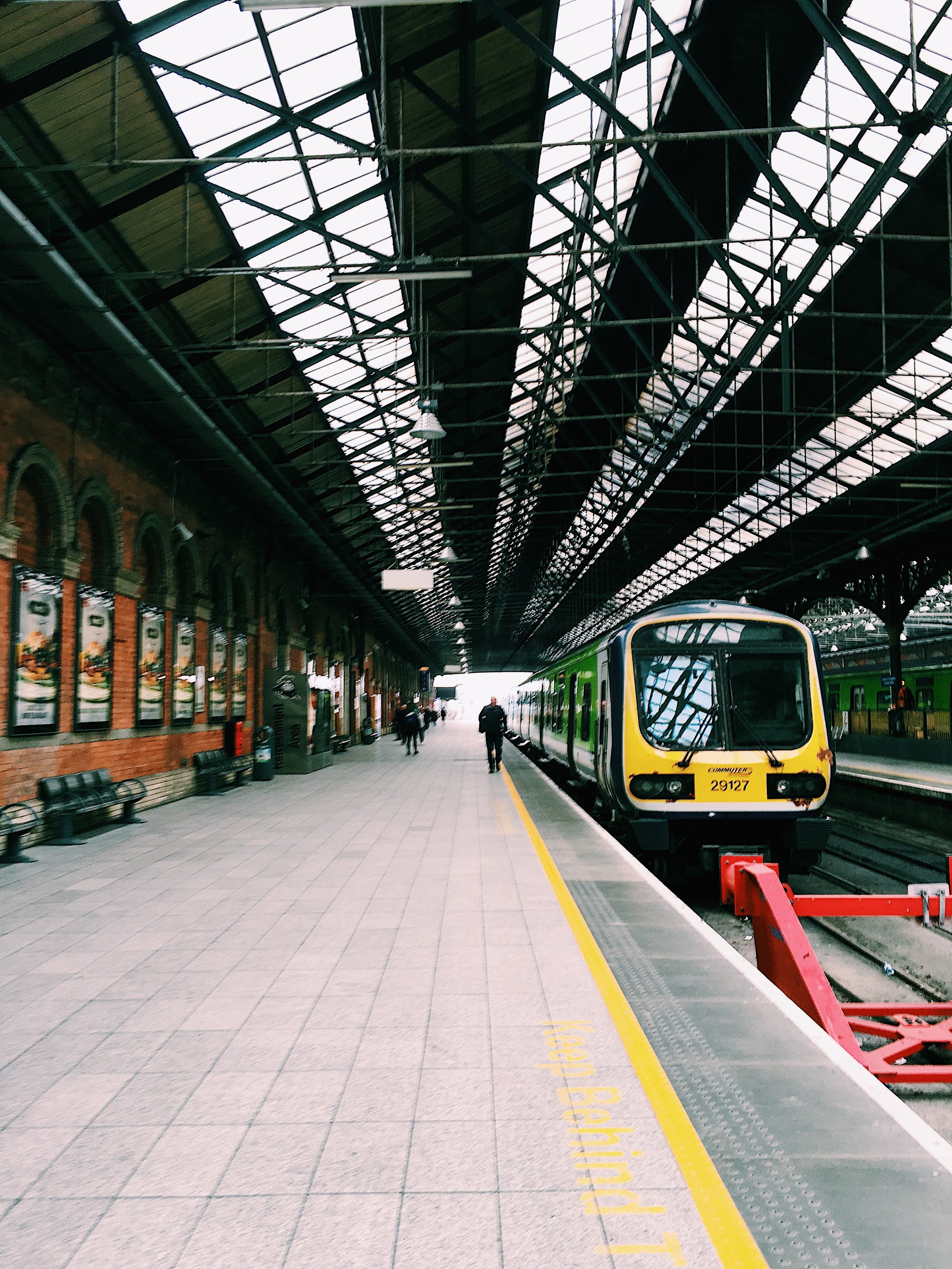 Connolly Train Station