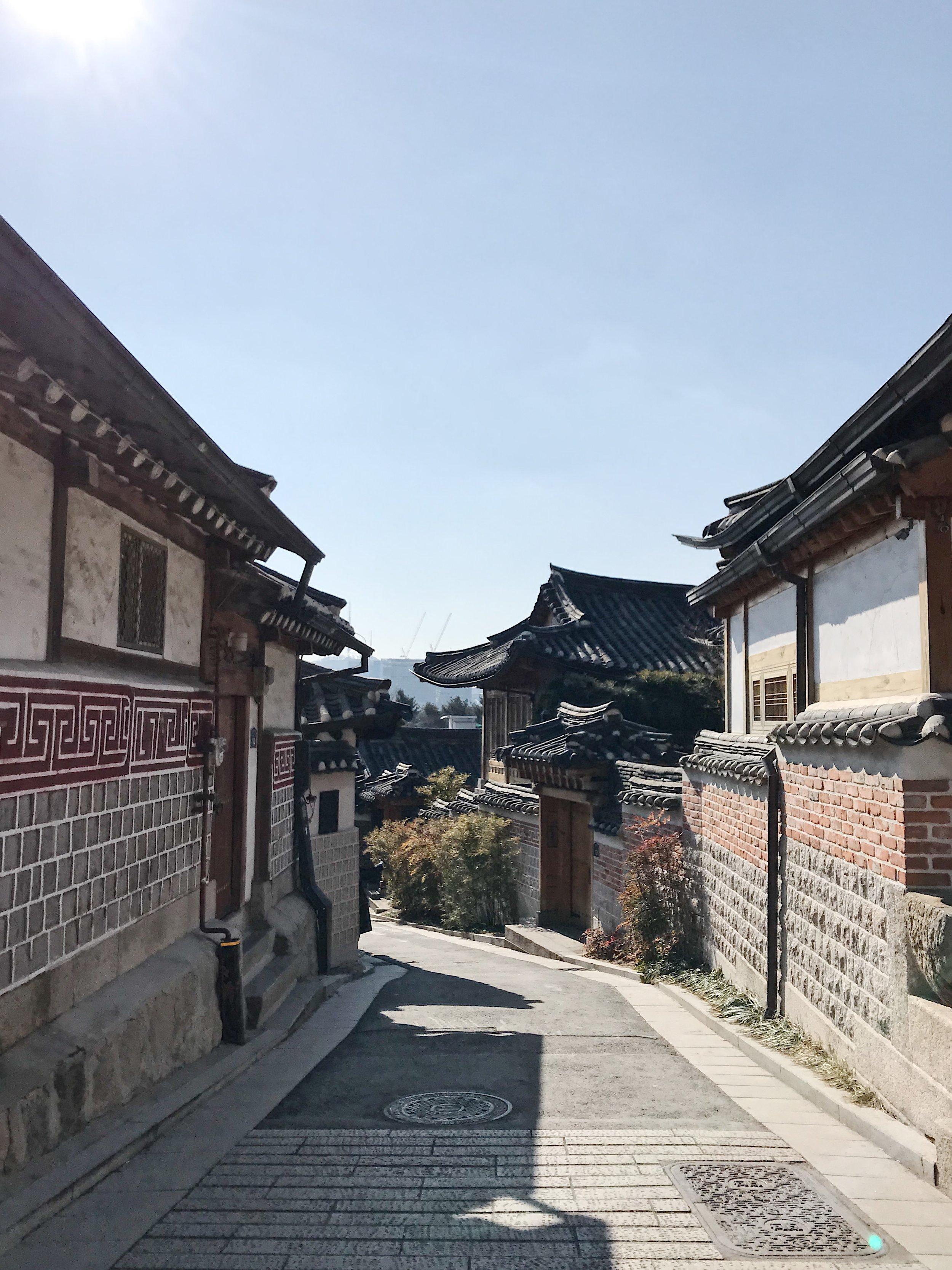 Bukchon Hanok Village 韓屋村