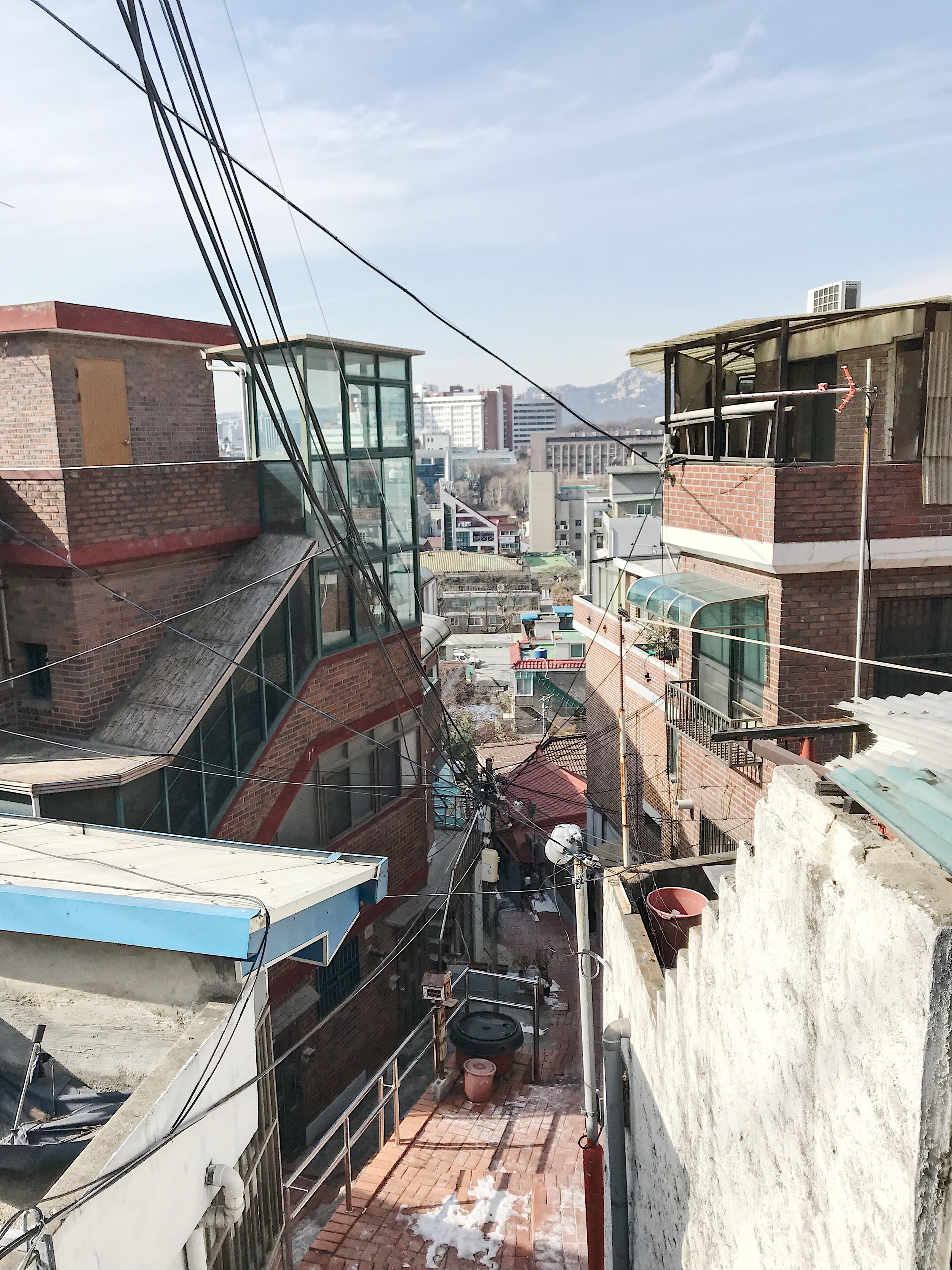 Ihwa Mural Village 梨花壁畫村