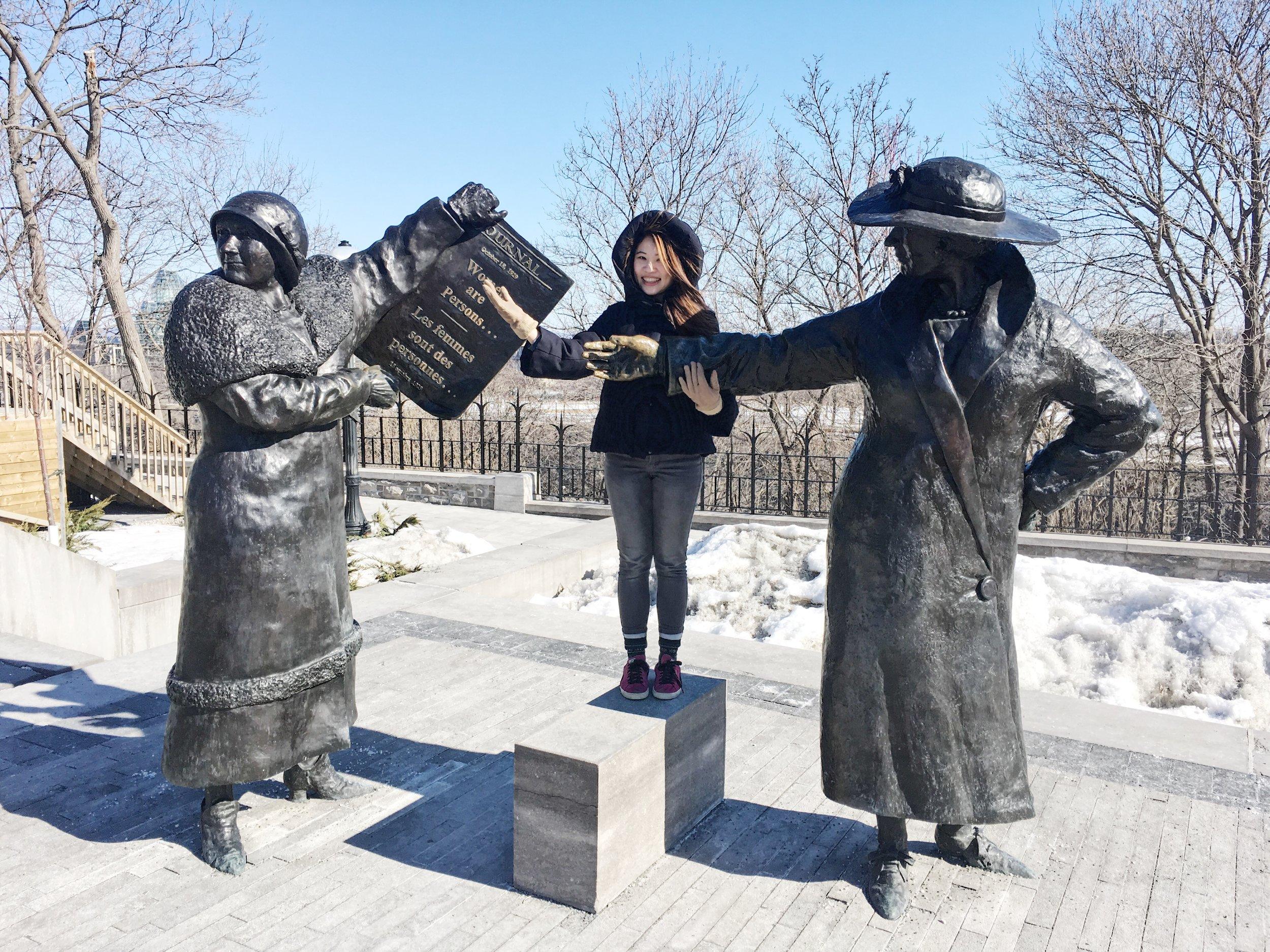 Women's Emancipation Memorial