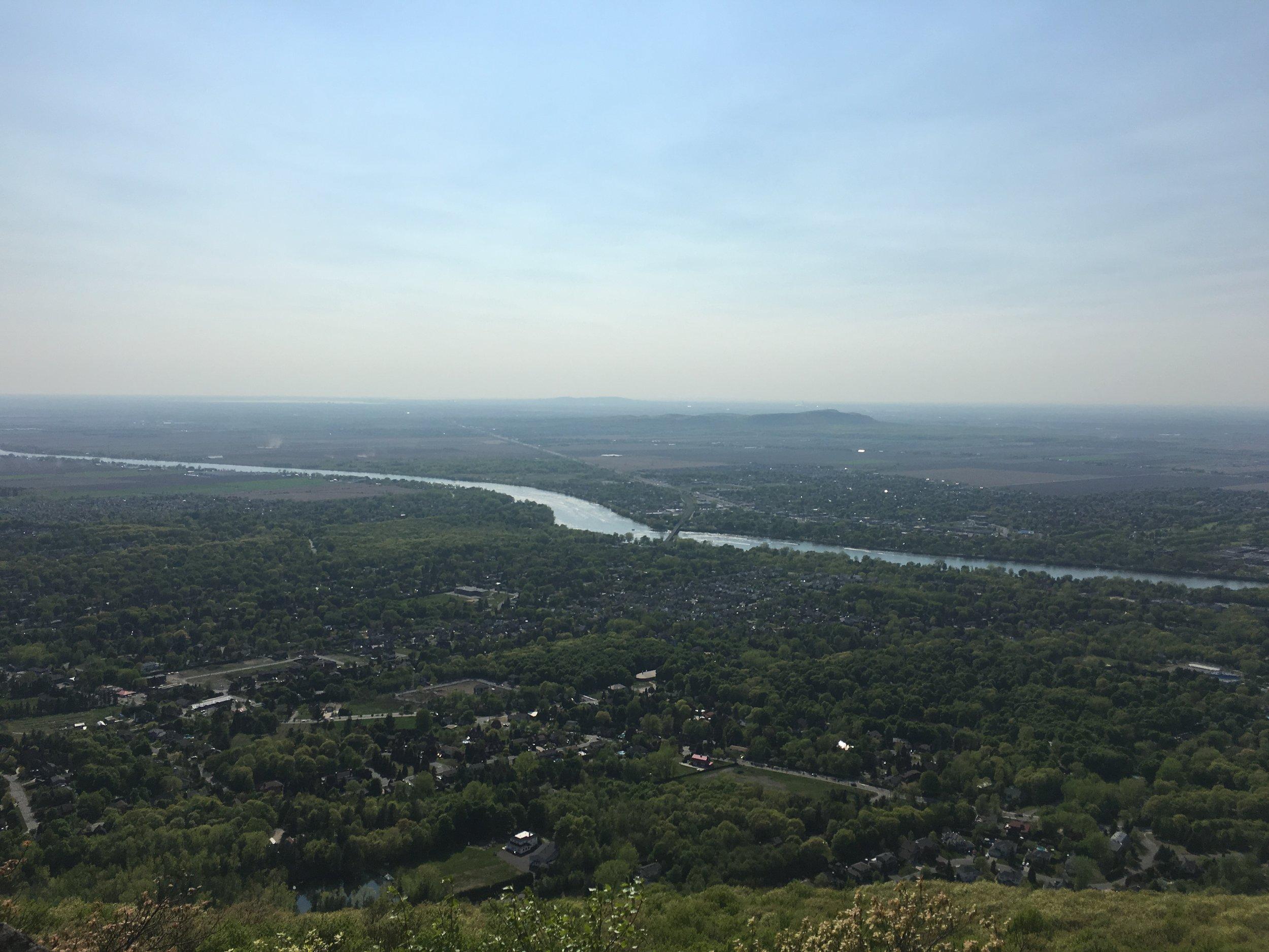 Mont Saint-Hilaire