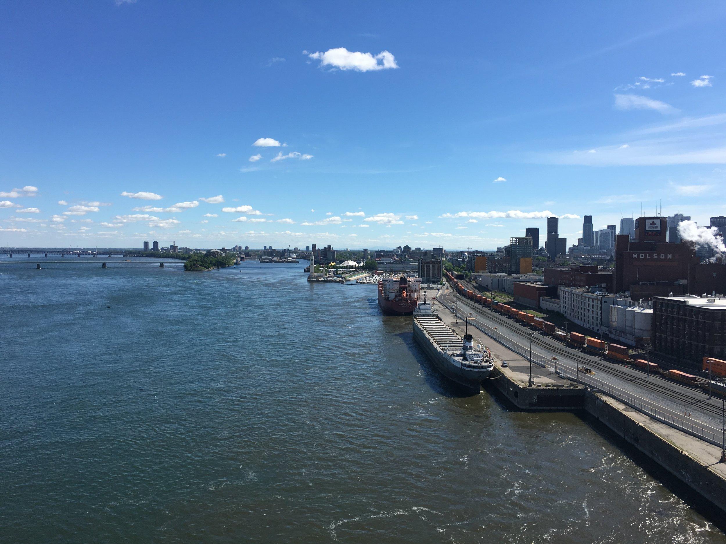 River Saint Laurence