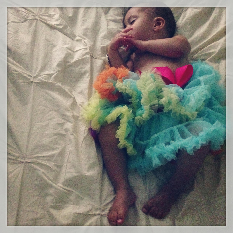 What does sleep like a baby even mean? I want to hibernate like a bear!