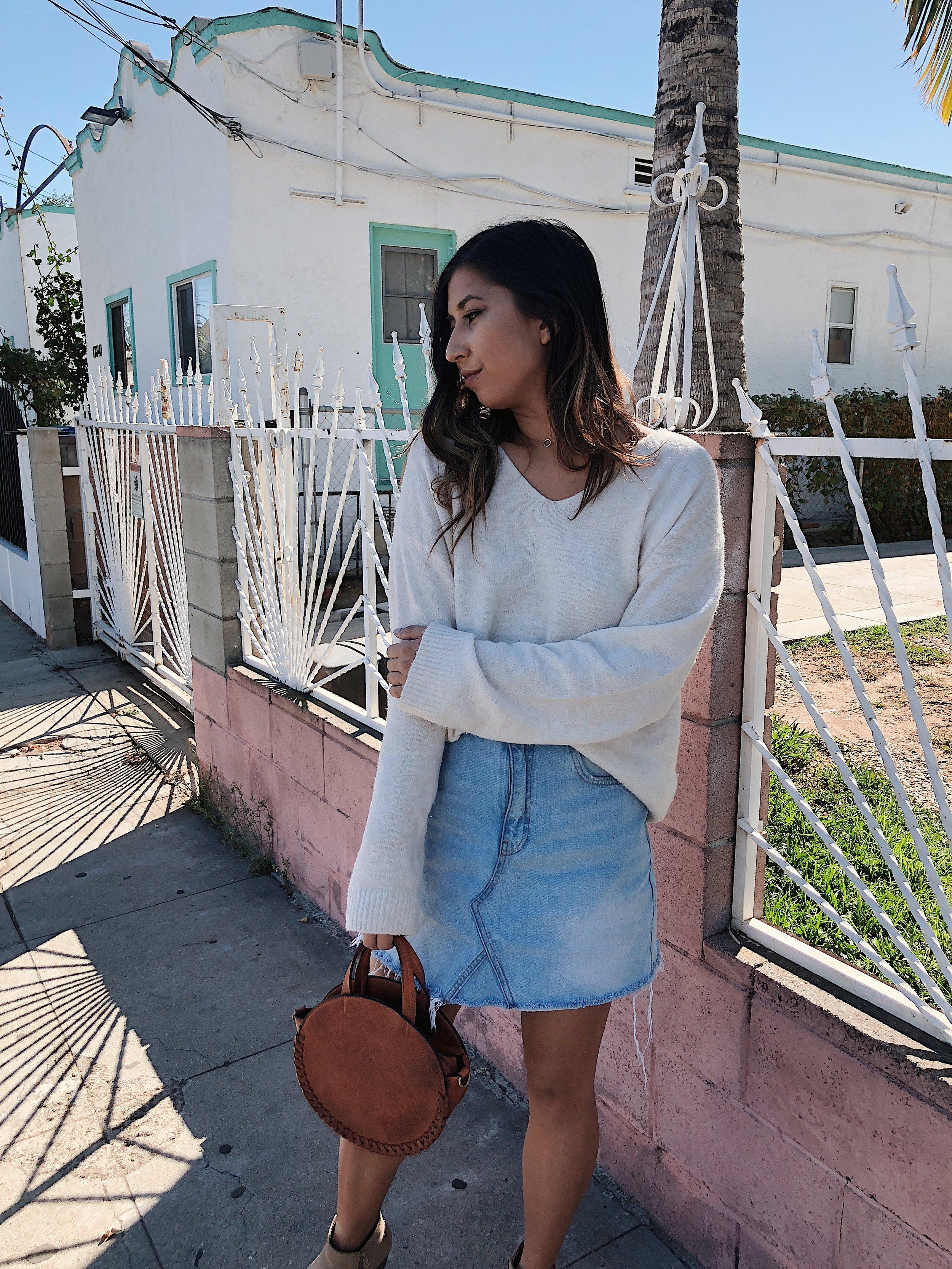 los angeles fashion blogger asian
