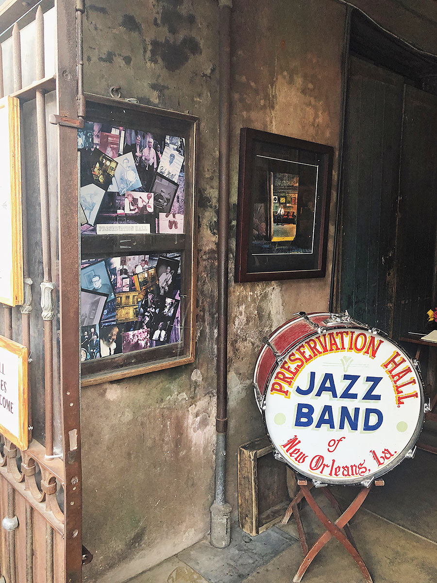 new orleans jazz preservation hall