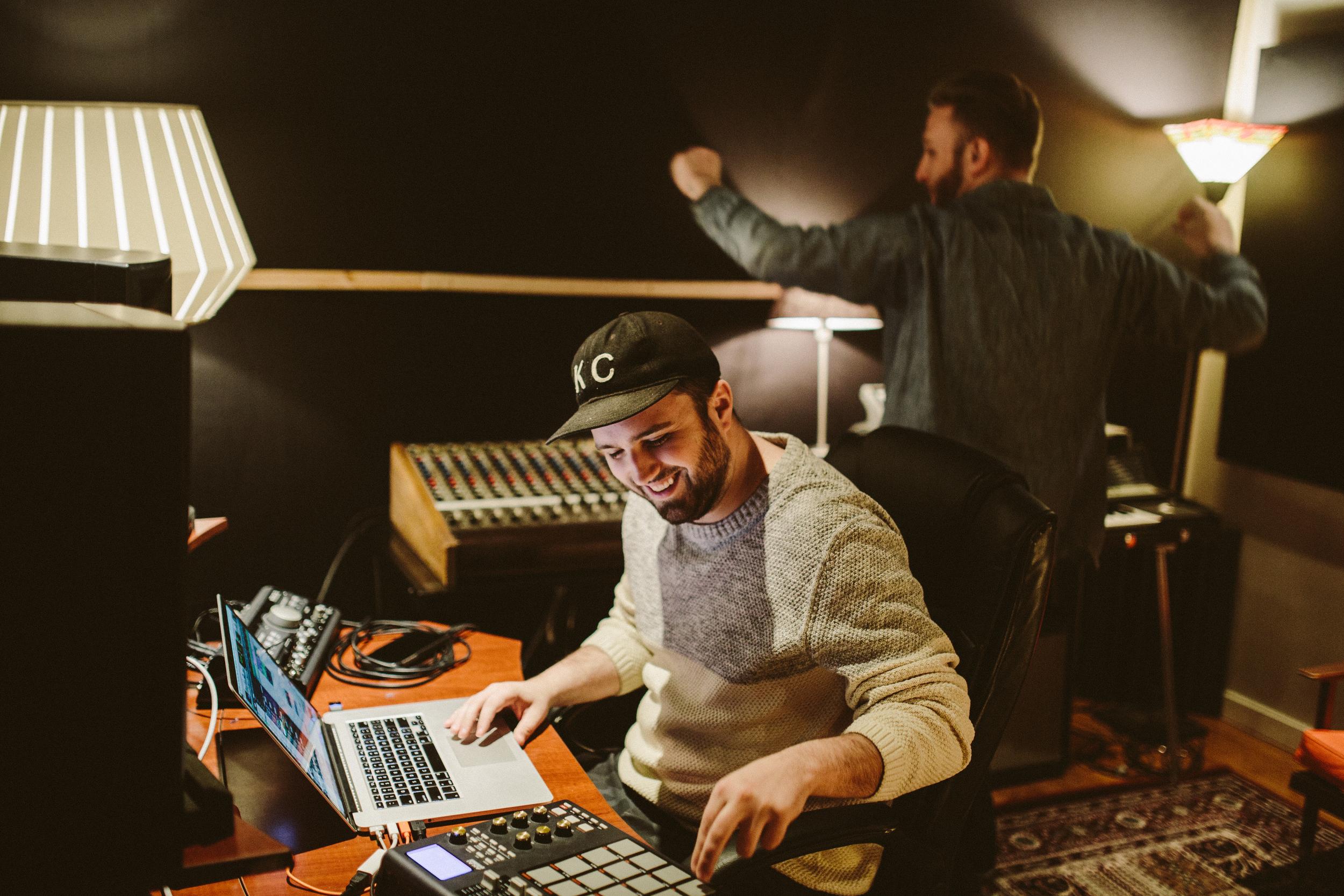 JTL Group Recording Studio B