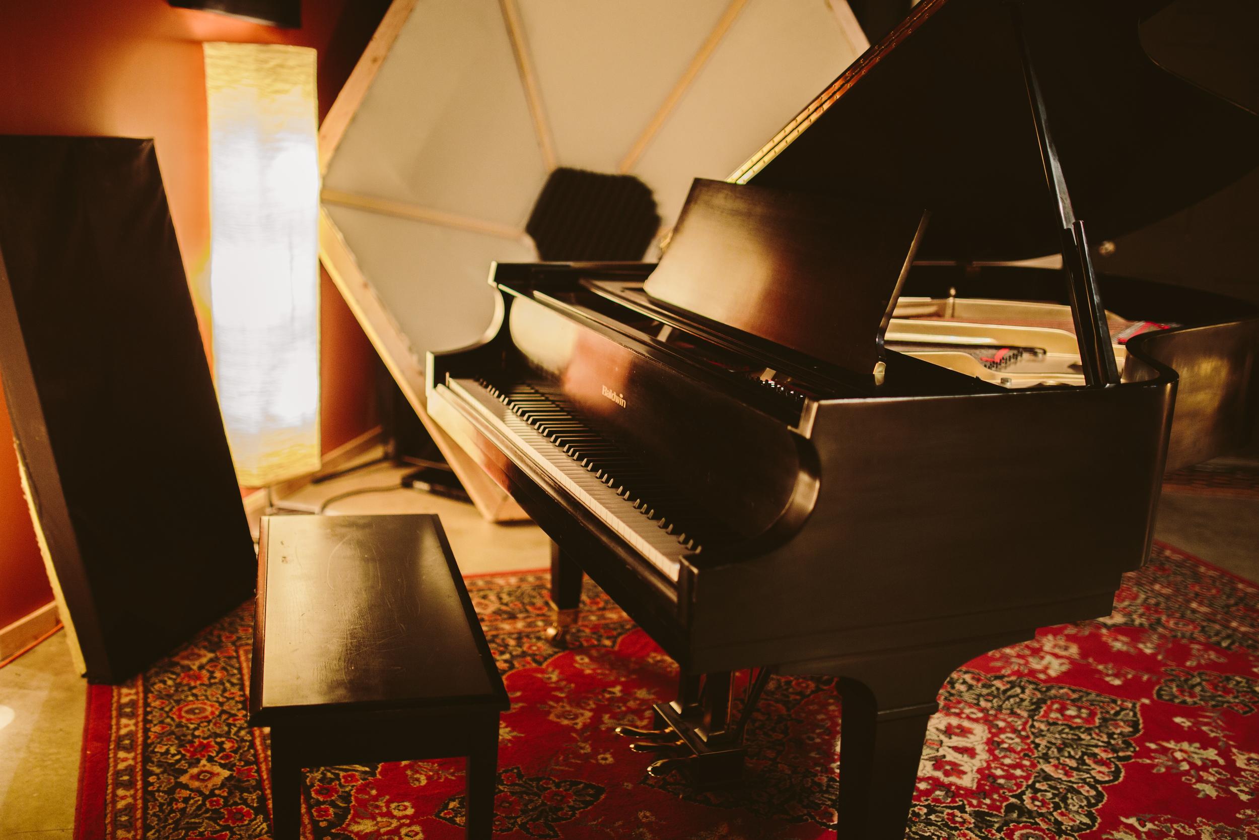JTL Group Recording Studio Grand Piano
