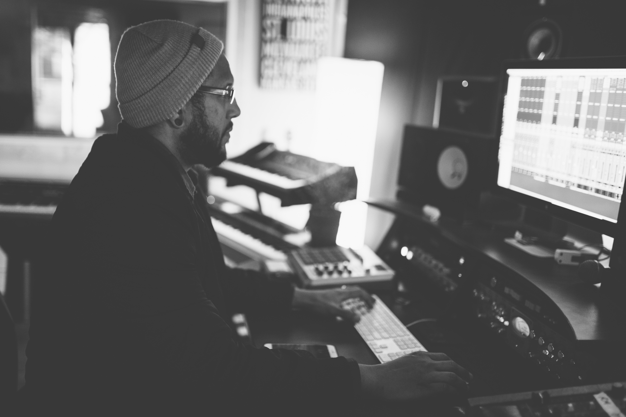 Jared Logan JTL Group Recording Studio