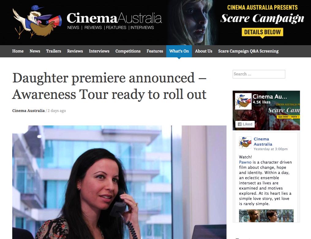 Cinema Australia