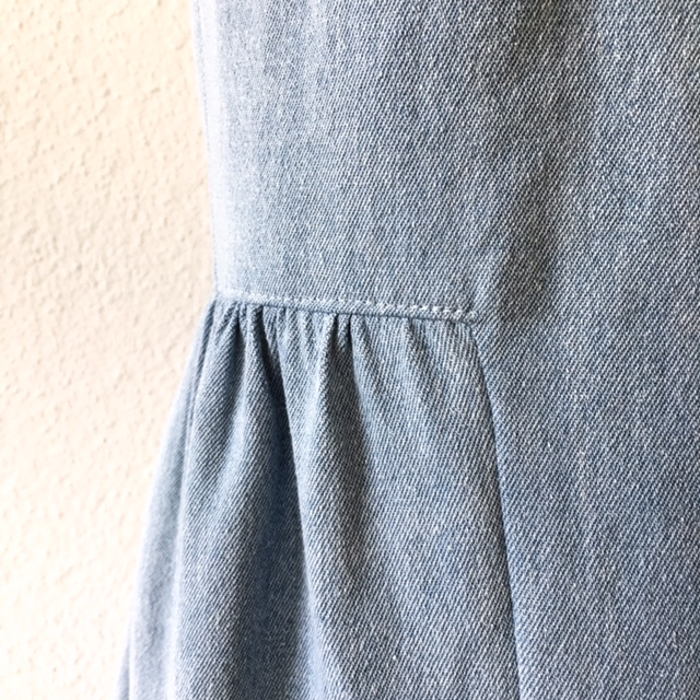 After a lot of frustration i finally managed it. Thanks Grainline Studios for the sew along!!