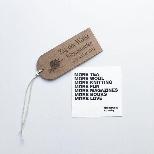 🙌🏼 juhu, bald ist es soweit#tagderwolle #ozverlag #stricken #bloggertreff #knitting #knitstagram #knittersofinstagram