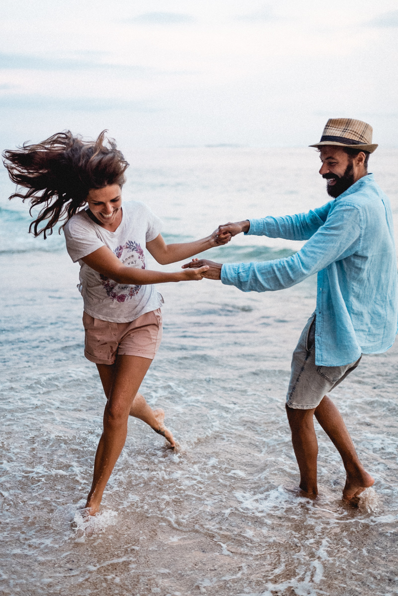 Elena & Kadec in Bali - Experimenting with editing styles