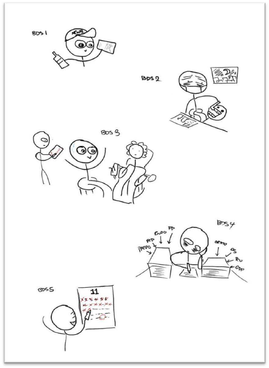 Artist: Daniel Yeun (BDSIV - 2013)  2013, Pre-exam Paperpoint, page 2