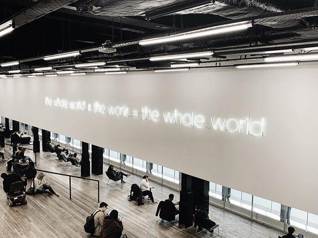 The whole world + the work = the whole world | #TateModern, London