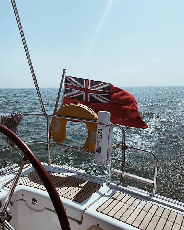 Don't sink, SAIL! | The English Channel
