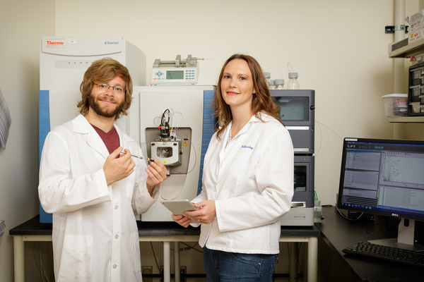 Training others regarding the power of mass spectrometry!