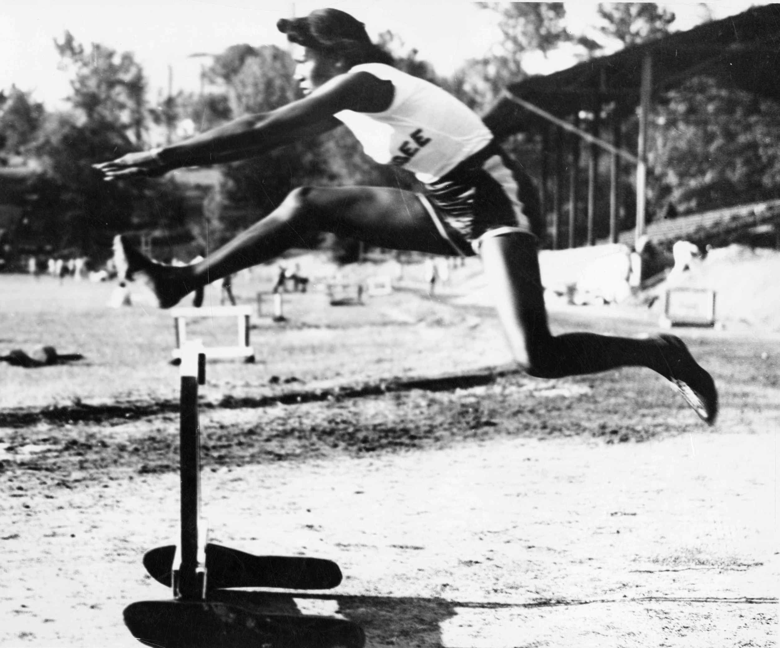 Alice Coachman Credit: Tuskegee University Archives