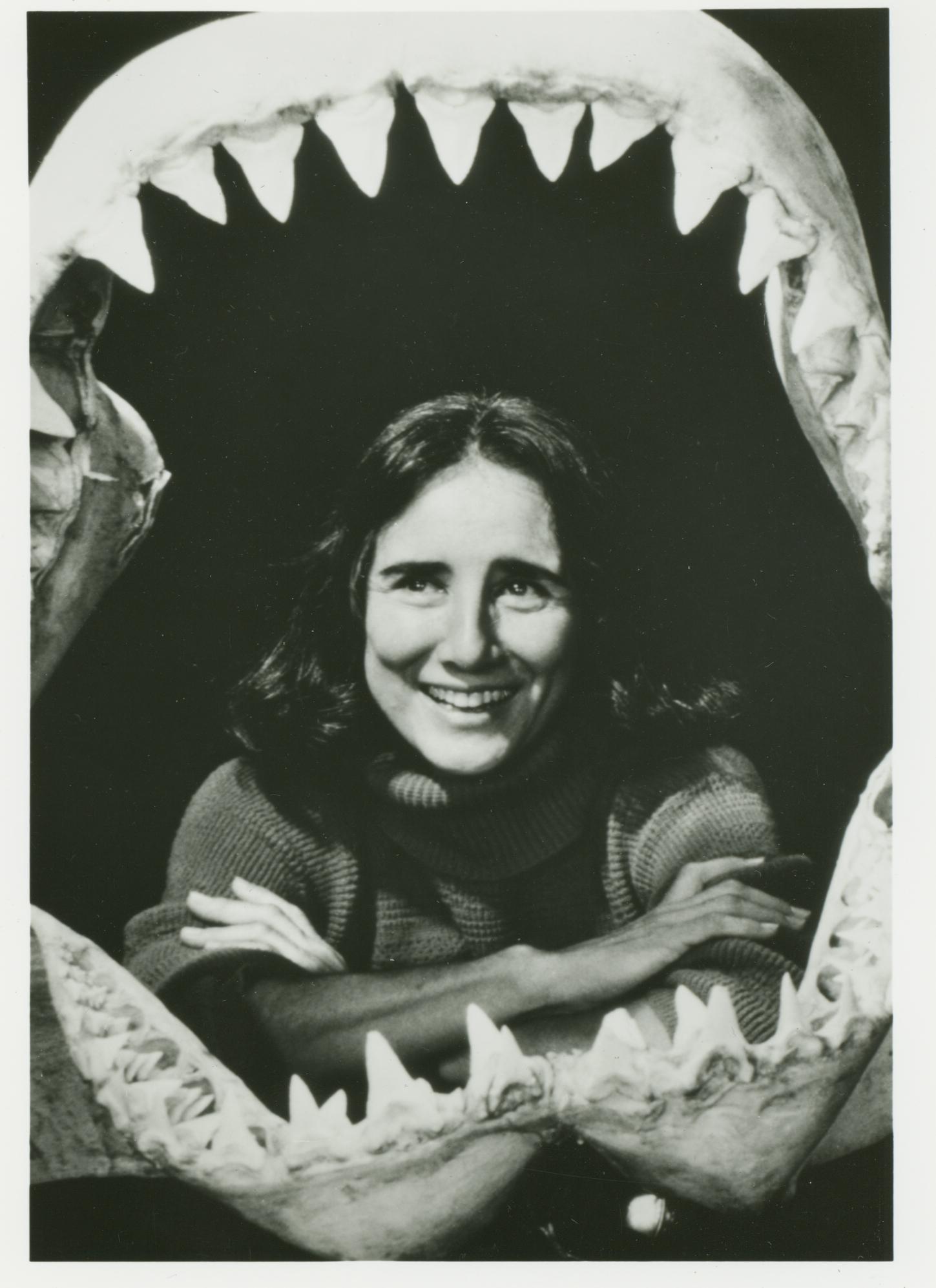 The Shark Lady Eugenie Clark