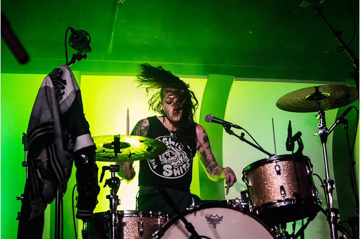 The Coathangers 2013