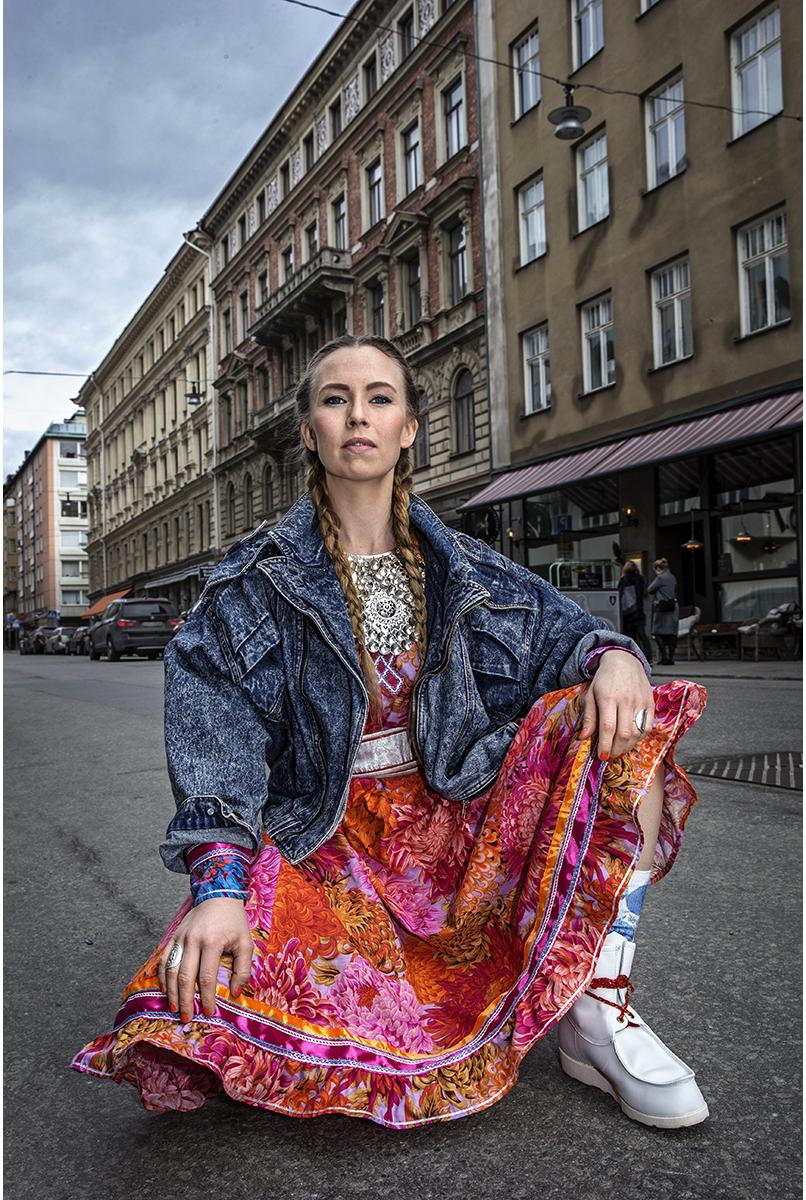 Sofia Jannok  Musician