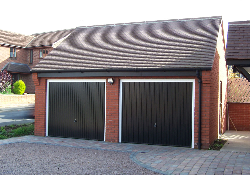 New build house, Grantham