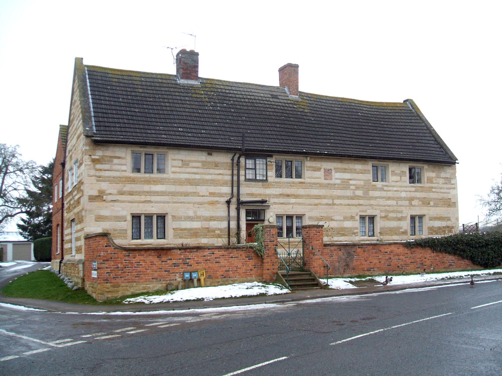 Renovation of stonework in conservation area, Bottesford