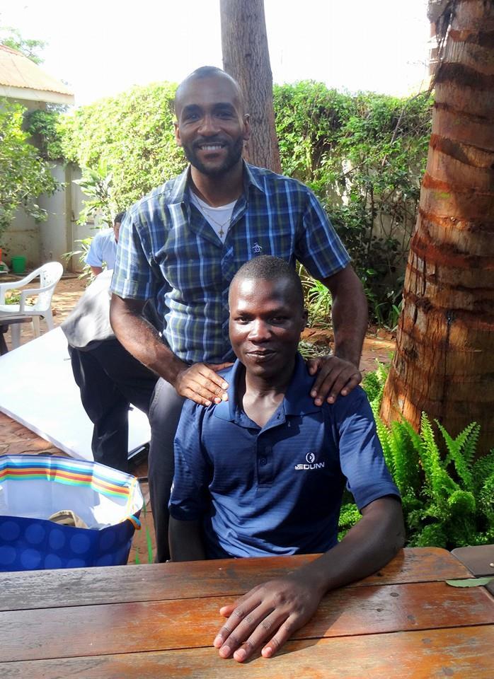 Omari and Kafumufu