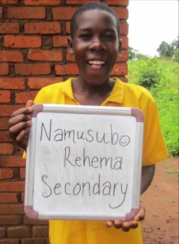 Namusubo Rehema, S.O.U.L. Student in Iganga