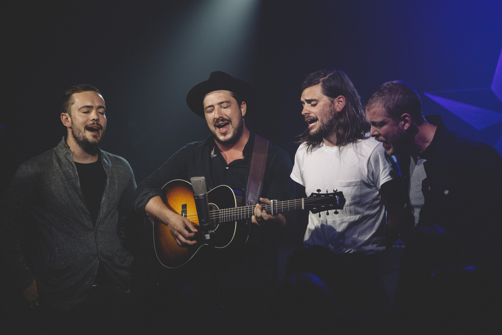 Other Voices: Mumford & Sons