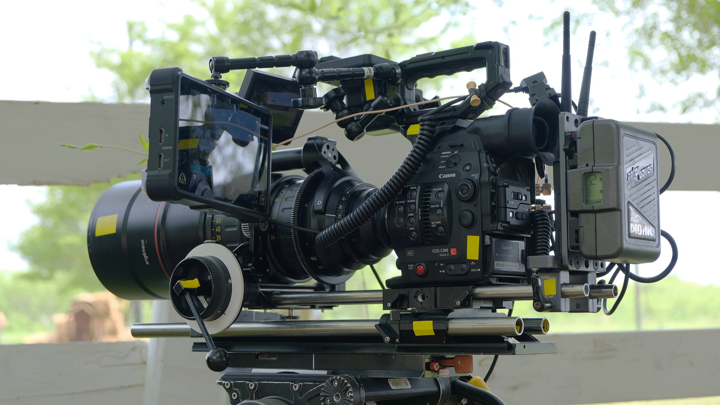 CREW & EQUIPMENT - Camera, lighting and specialty equipmentDP, Cinematography, and multi-camera expertiseEditorial and finishing services