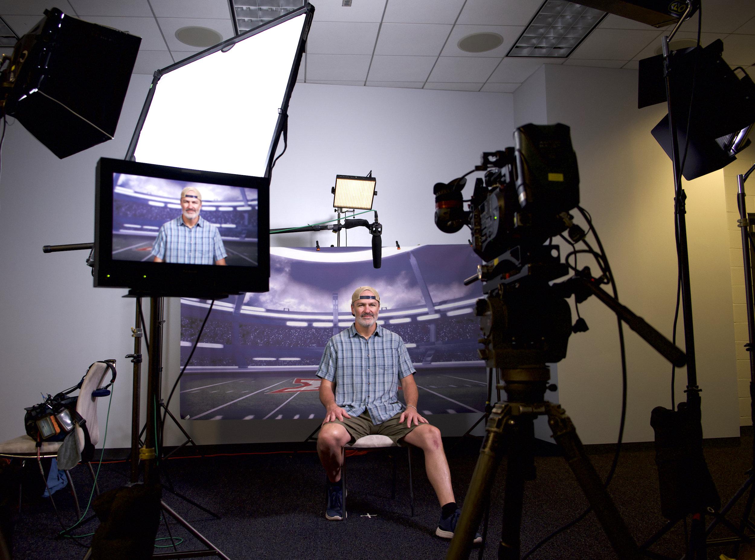 Big 12 Football Media Day, ESPN