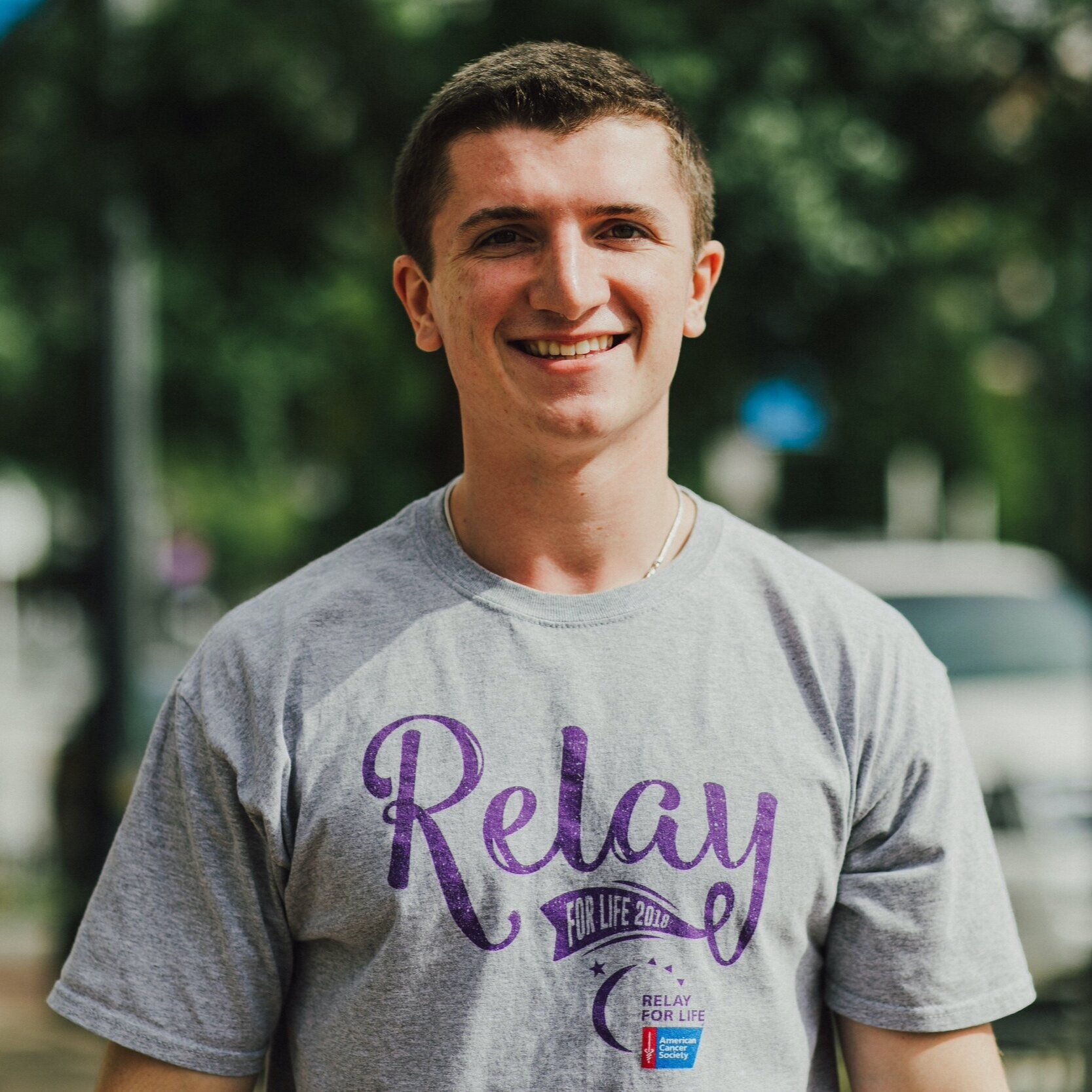 Have you or someone you know ever been personally impacted by cancer? I have on several occasions with those I love and care for. My name is Nick Anderson, a junior at Nichols College, and here is why I Relay.  I was less than a year old when I lost my grandmother. She was a breast cancer survivor, but due to her declining health from going through cancer treatment, she passed away on my mom's first Mother's Day being a mom. Cancer stripped me from being able to know her on a personal level, but her presence is still felt. At seven years old, I lost my grandfather to pancreatic cancer. This added to my passion for helping those with cancer. Years later, one of my closest friends was impacted by cancer. His father passed away our freshman year of high school. This was a shock felt not only by him, but also myself, our entire high school, and our local community. He decided to participate in this event called Relay For Life, which helped to raise money for cancer research through the American Cancer Society. I joined his team, then a year later I became co-captain alongside him.   Then, I came to Nichols College and realized that there was not an RFL event on campus. So, I decided to start it from the ground up. I've never looked back since. We've been able to raise over $40k for ACS at a school of 1,200 students, and we're aiming to make more and more of an impact each year.   I look forward to using the skills and insights I've gained through starting RFL of Nichols College and applying this to the Northeast region!