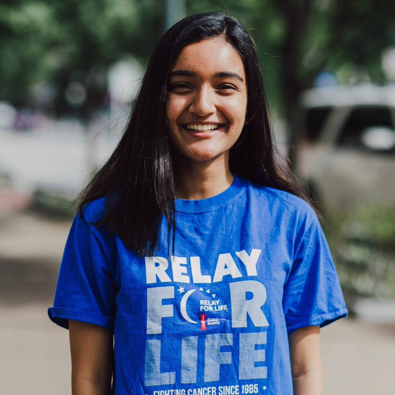 I relay so that the American Cancer Society can continue to support patients in their fight against cancer.