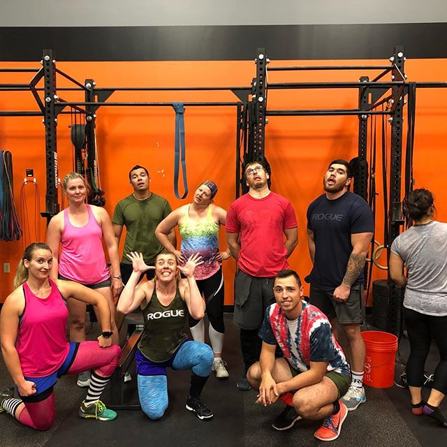 #wackywednesday for Oktoberfest week!! Two days away from #oktoberfest2018 who's getting exited??!? #wegotspirit #crossfit #happyplace #letthefestivitiesbegin