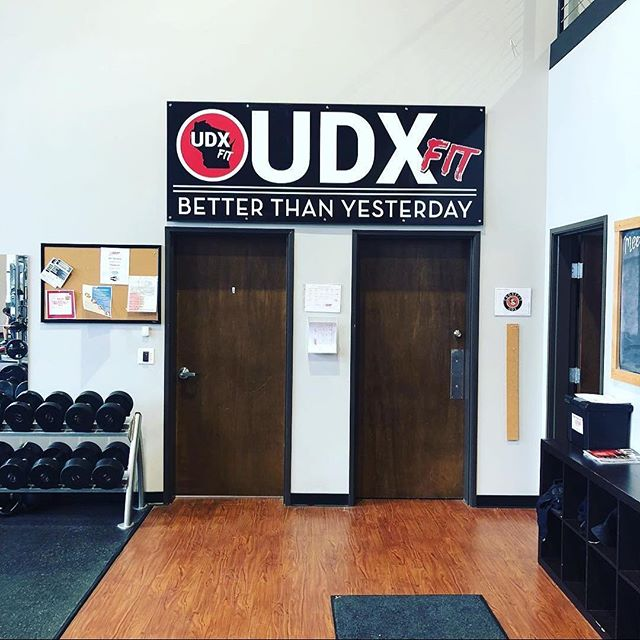 "Repost from @lacrossewellnesscenter on Instagram: ""It's getting real!! UDXFit in 5️⃣ days!! @crossfitudx are you excited?! ▪️▪️ #betterthanyesterday…"" using @RepostRegramApp - It's getting real!! UDXFit in 5️⃣ days!! @crossfitudx are you excited?! ▪️▪️ #betterthanyesterday #udxfit #fitnesscommunityresults #laxwc #inspiringchange"