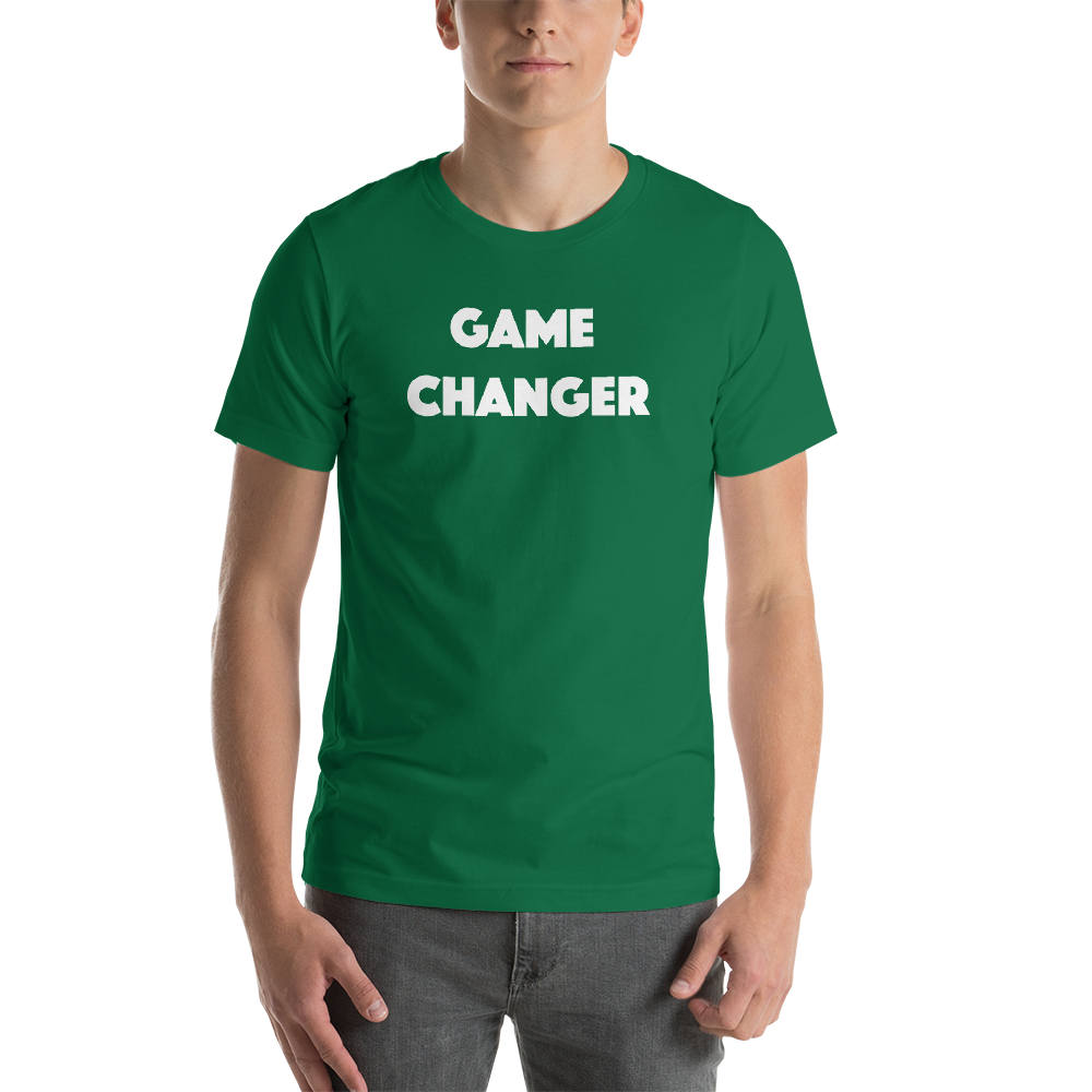 GAME-CHANGER_Last-Nights-Game-Logo-_-Ver-White_mockup_Front_Mens_Kelly.png