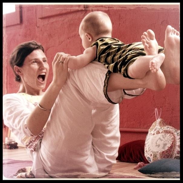yoga mama & bébé