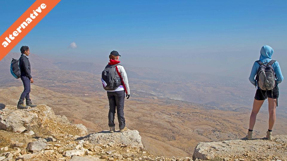 LEBANON: SUMMITS TREK - 8 DAYS