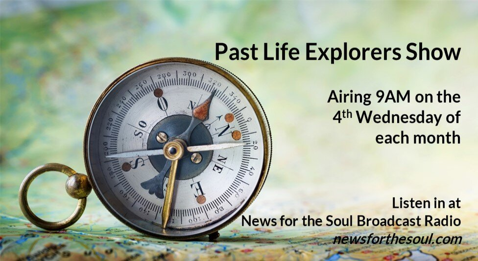 Click the ARCHIVES tab to see all of the Past Life Explorers shows