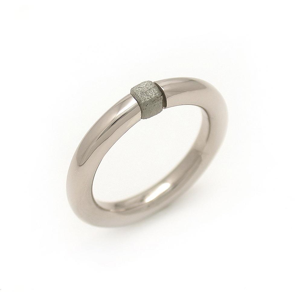 Rough Diamond Ring - Medium